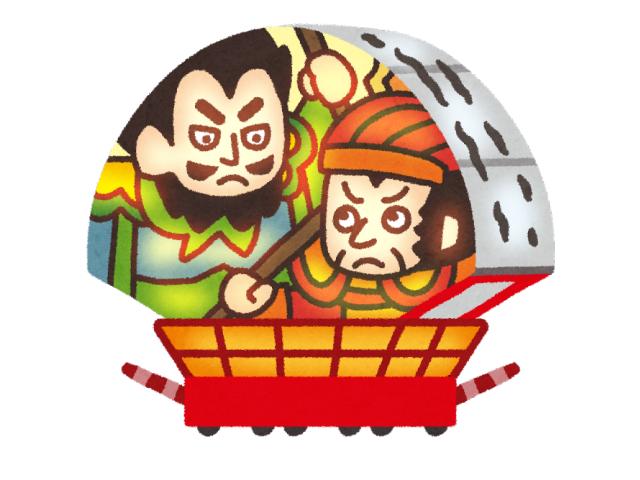 弘前ねぶた祭りの灯篭