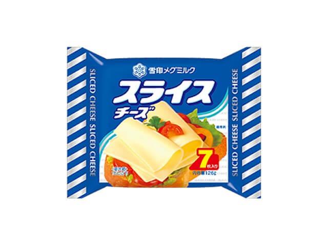 雪印スライスチーズ